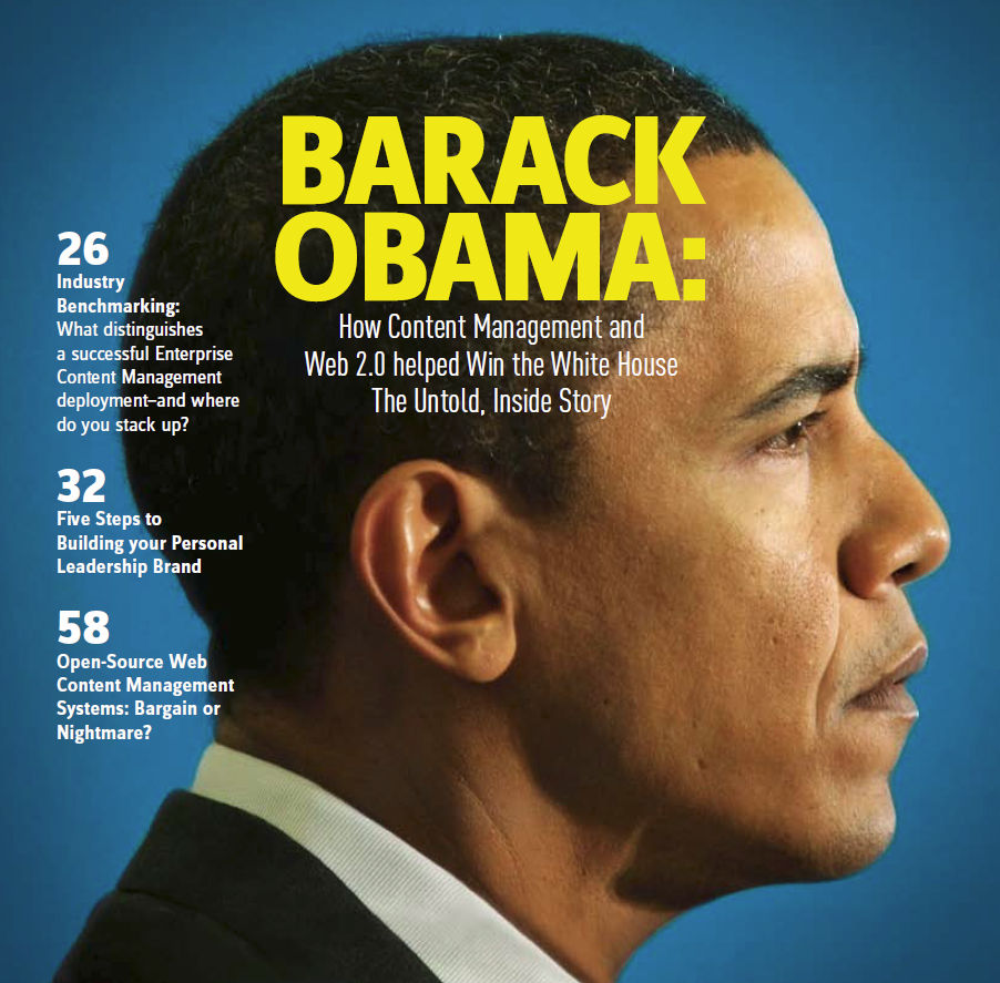 Barack obamas ultimate guide to marketing